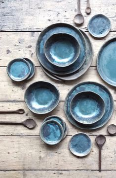 Handmade Ceramic Dishes | IllyriaPottery on Etsy