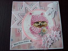 Xl, Marianne Design, Christmas Cards, Crafting, Scrapbooking, Frame, Winter, Decor, Paper