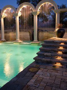 Luxury Pools Designs Interior