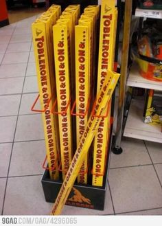 Mother of Toblerone :)))))))