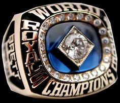 1985 World Series | Royals 1985 World Series Ring | Rings That Bling