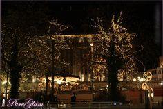 Carsch-Haus Weihnachtsmarkt at Altstadt – christmas market - Dusseldorf/Duesseldorf/Düsseldorf, Germany/Deutschland