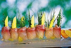 Chef Tyson Cole's Uchi Restaurant in Austin, Texas.