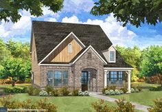 Floor Plans - Smyrna Grove