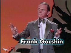Frank Gorshin's James Cagney Impression at the AFI Life Achievement Award