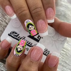Instagram Laura, Nails, Beauty, Nail Manicure, Finger Nails, Ongles, Beauty Illustration, Nail