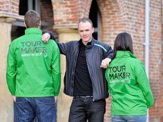 Tour de France champion Chris Froome backs Tour Makers volunteer scheme.