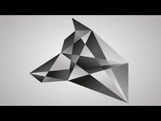 Video Tutorial: Vector Polygon Logo Graphic in Adobe Illustrator