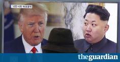 Tracking Trump: president tries his best to befriend Kim Jong-un