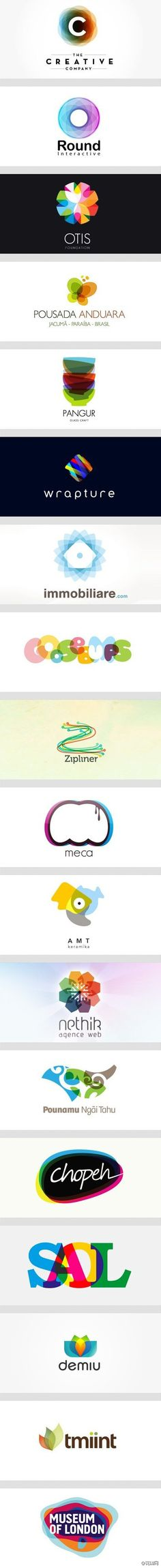 Colored Logos