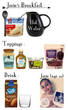 """Josie's Breakfast {03.01.17, Wednesday} 