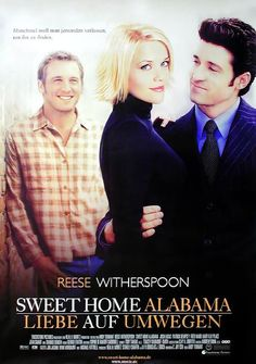 Sweet Home Alabama... Reese look weird in this, too photo-shopped