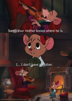 The Great Mouse Detective... OMGSH, I could totally see Benedict doing this and reacting that exact same way. <-- pinning because of the comment! XD