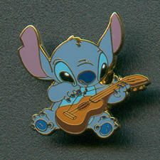 Disneyland Resort Paris ~ Lilo & Stitch Pin Event ~ June 22, 2002