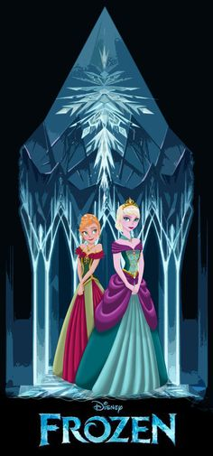 elsa cartoon character | frozen anna and elsa by missmikopete fan art cartoons comics digital ...