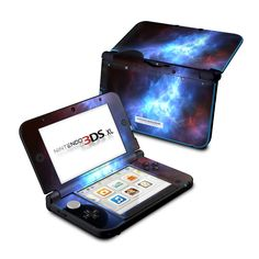 Nintendo 3DS XL Skin - Pulsar by Digital Blasphemy | DecalGirl