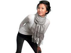New ways to tie a winter scarf