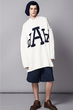 Acne Studios Spring/Summer 2015 Collection image Acne Studios Men 2015 Spring Summer Collection Look Book 015
