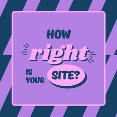 How healthy is your website? If you want to know all the juicy details of who links to you how you rank or what.