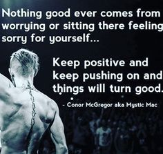 Conor McGregor Inspiration: If you believe you cant do something you wont. Keep a positive mindset and keep working - itll happen! - Inspirational and Motivational Ketogenic Diet Pins - Eat Keto Get Into Nutritional Ketosis - Discover LCHF to Prevent Diseases - Enjoy Low-Carb High-Fat Lifestyle For Better Health