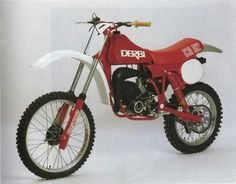 Derbi Cross cr82 de 74cc