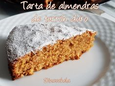 Banana Bread, Food And Drink, Robot, Desserts, Cakes, Tart Recipes, Sweet Desserts, Almonds, Pound Cake