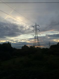 Marshes / pylons