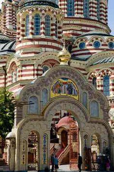 The Blahovishchensky Cathedral. Kharkiv. Ukraine
