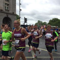 We had 74 runners at the British 10k London Run yesterday, we're so proud of all them!  Find your next challenge at http://teensunitefightingcancer.org/what-can-you-do/challenges/