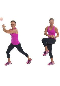 20-Minute Weight Training Workout for Seniors Weight Training Workouts, Gym Workouts, At Home Workouts, Weekly Workouts, Fitness Exercises, Boxing Workout, Interval Training, Lunge, Senior Fitness