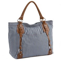 Bolso shopping marinero