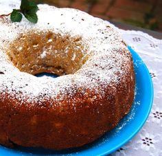Healthy Banana-Walnut Bundt Cake | Holy Cow! Vegan Recipes|Eggless Recipes|Dairy-free Recipes|Indian Recipes