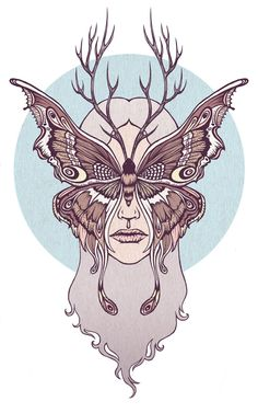 Darragh Mallon is an Irish illustrator whose fairytale drawings ooze a melancholic atmosphere.