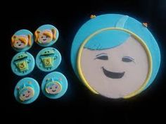 team umizoomi cups and cake