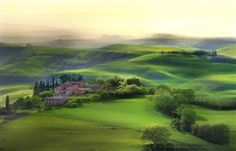 Tuscany, Italy Tuscan dream by mauro maione