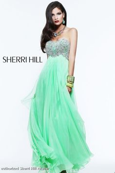 Sherri Hill's 2014 Prom Dress | Sherri Hill Sherri Hill 3862