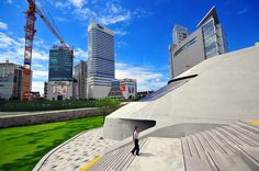 Dongdaemun (South Korea). 'Historical and contemporary Seoul stands side by side in this eternally buzzing and sprawling market area. A facelift to Heunginjimum (aka Dongdaemun) has left the old east gate to the city looking grander than it has done in decades. Sections of the old Fortress Walls that the gate was once connected to have been uncovered and form part of the Dongdaemun History & Culture Park.' http://www.lonelyplanet.com/south-korea/seoul