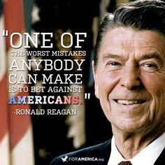 After Carter we had Reagan.  After Obama we need another Reagan.