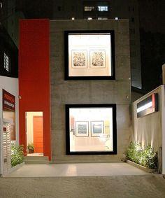 Placas cimentícias garantem rapidez na construção de loja