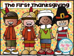 This packet is designed specifically to help educate the primary child about the First Thanksgiving. Book suggestions are ideal for . Uk College, First Thanksgiving, Hip Hip, Book Suggestions, Veterans Day, Blogging For Beginners, The One, Native American, Kindergarten