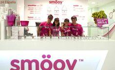 La franquicia española de yogur helado Smöoy llega a Singapur