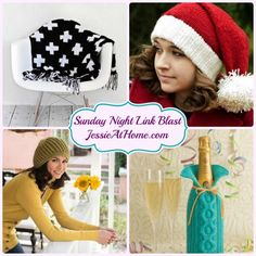 Every Sunday night I post a link blast of knit and crochet goodies on Twitter and Facebook. Here's a copy of the Nov. 1, 2015 knit and crochet link blast.