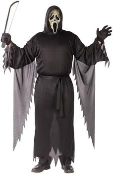 About Costume Shop Zombie Ghost Face Plus Size Adult Costume - Zombie Ghost Face Adult Plus Size CostumeBRAINSSSS!Costume includes: hooded robe, belt, and Ghost Face maskSizes available:One Size, fits Adults up to and 300 lbs. Toddler Boy Halloween Costumes, Halloween News, Adult Halloween, Funny Halloween Costumes, Cool Costumes, Adult Costumes, Spooky Halloween, Halloween Couples, Group Halloween