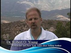Dr. Robert Young speaks about Alkaline Water & LIFE Ionizers - YouTube