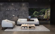 家具展示3D大熊3D工作室台北0921938061
