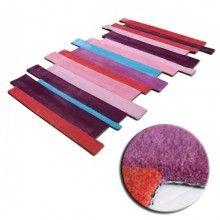 un tapis lamelle tout en couleur et à un prix sympa