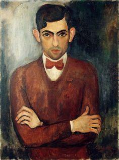 Retrato de Manuel Mendes , 1929–1930, Sarah Afonso