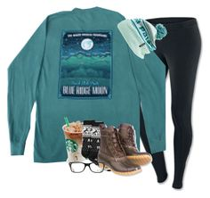 """""""Untitled #594"""" by annbill ❤ liked on Polyvore featuring NIKE, Charter Club, L.L.Bean, Ray-Ban and Patagonia"""