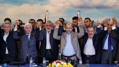 #موسوعة_اليمن_الإخبارية l فتح وحماس توقعان اتفاق المصالحة بالقاهرة