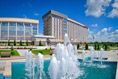 Booking.com: Отель Санаторно-курортный спа-комплекс «Русь» - Ессентуки, Россия